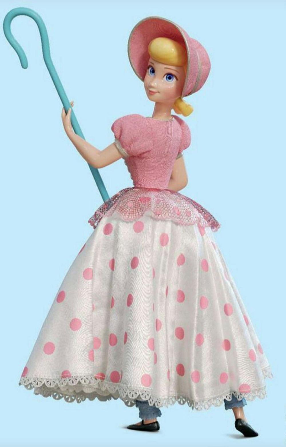 Bo Peep Toy Story Iv Bo Peep Toy Story Cute Disney Pictures Disney Toys