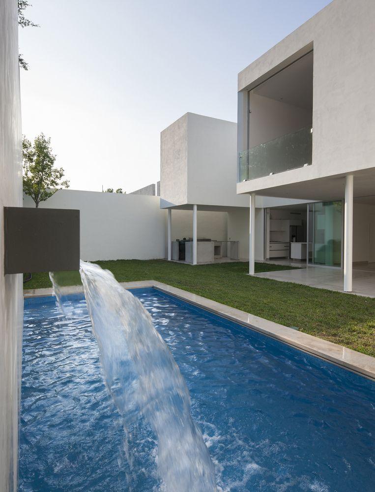Casa B114, San Pedro Garza García, México - Miriam Torres Marcos ...