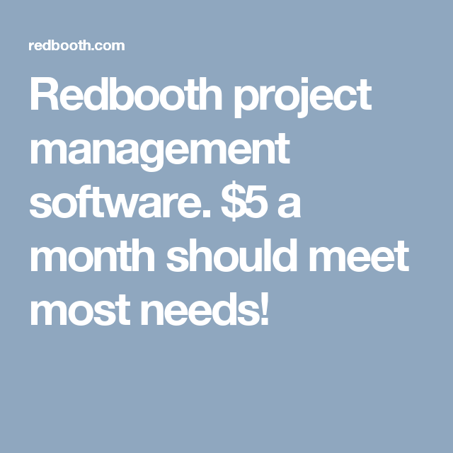 Redbooth project management software. $5 a month should meet most needs!
