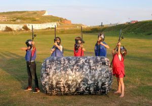 Bow Arrow Tag Archery - Brighton to Liverpool. Bow Arrow Tag is a new exhilarating, safe and family friendly combat archery adrenaline sport that can be played indoors or outdoor. #bowarrowtag #archerytag #adrenalineactivities #familyfun To book visit: www.BowArrowTag.com or call 07788732552