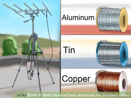 Think, how to build amateur satellite antennas words
