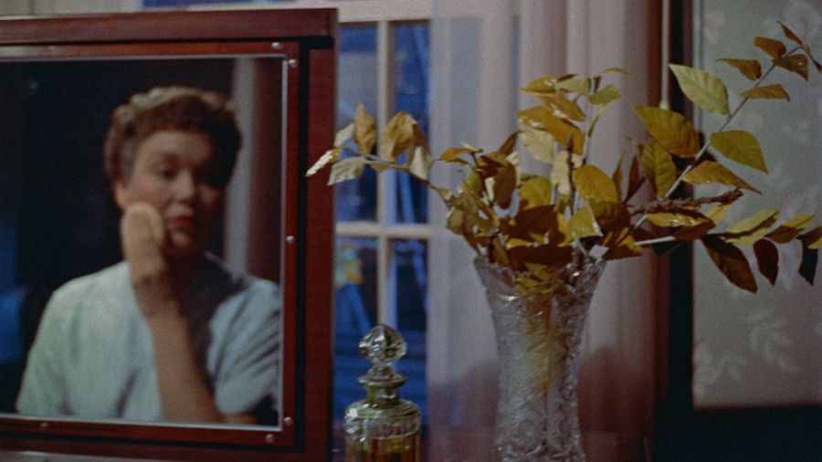 the use of mise en scene in all that heaven allows a movie by douglas sirk What does mise-en-scene contribute to our understanding of character and plot in the chosen sequence of all that heaven allows  director douglas sirk was a.
