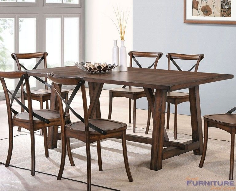 Acme Furniture  Kaelyn Dark Oak Dining Table  73030  Acme Cool Quality Dining Room Tables Inspiration Design