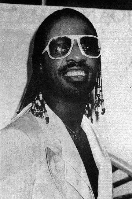 Stevie Wonder | Stevie wonder, Rhythm and blues, Stevie