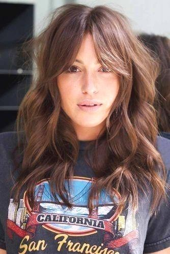 Razored Shag With Curtain Bangs #longhair #wavyhair #layeredhair #bangs #shaggy #curtainbangs Razored Shag With Curtain Bangs #longhair #wavyhair #lay : Razored Shag With Curtain Bangs #longhair #wavyhair #layeredhair #bangs #shaggy #curtainbangs Razored Shag With Curtain Bangs #longhair #wavyhair #layeredhair #bangs #shaggy #Razored #Shag #With #curtainbangs