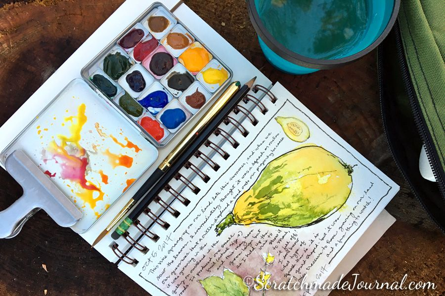 Woodward Father Watercolor Palette Review Watercolor Art Diy