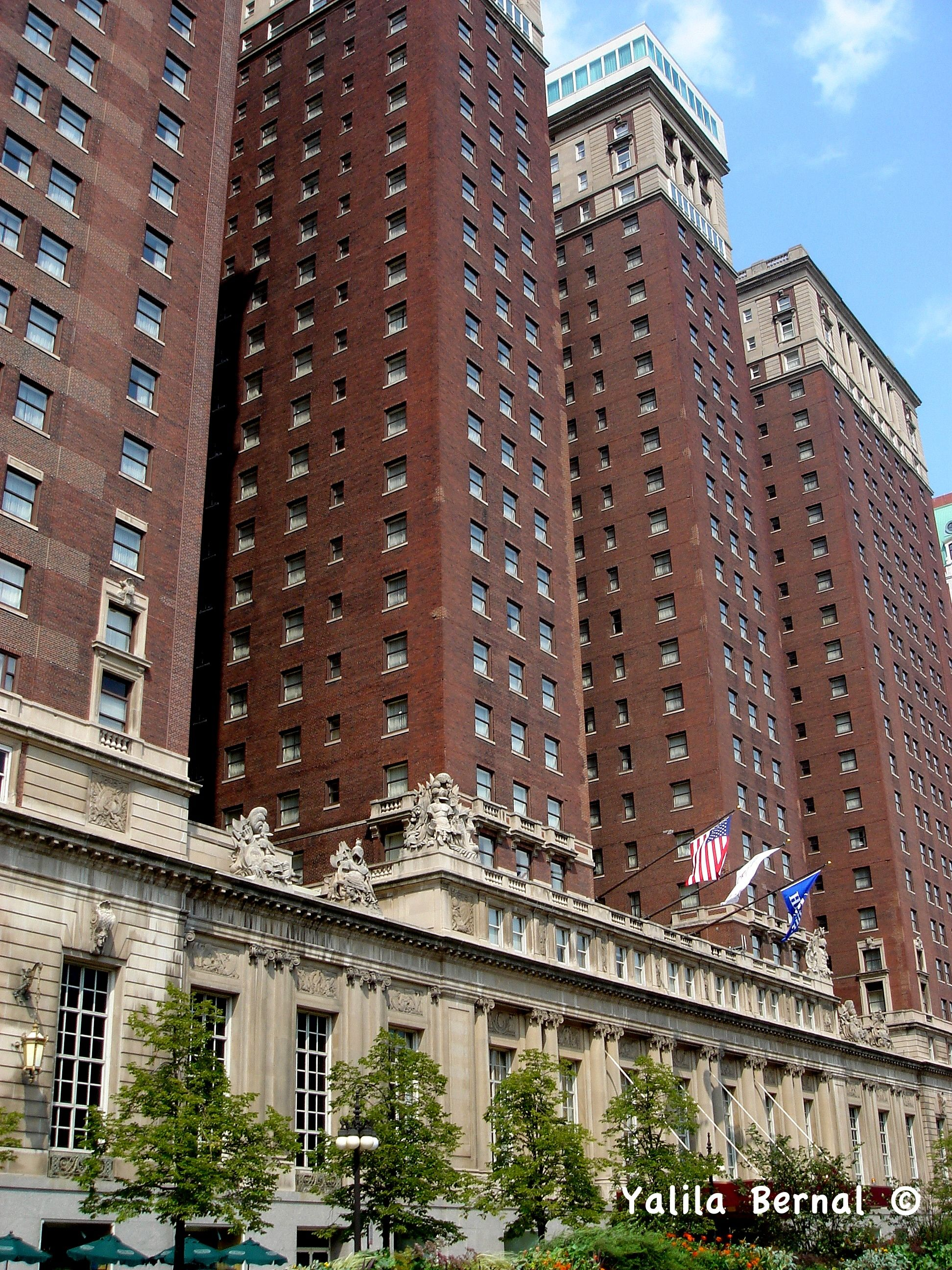 Chicago Illinois U S A Palmer House The Famous Hilton Hotel Historic Hotels Favorite Places Best Hotels