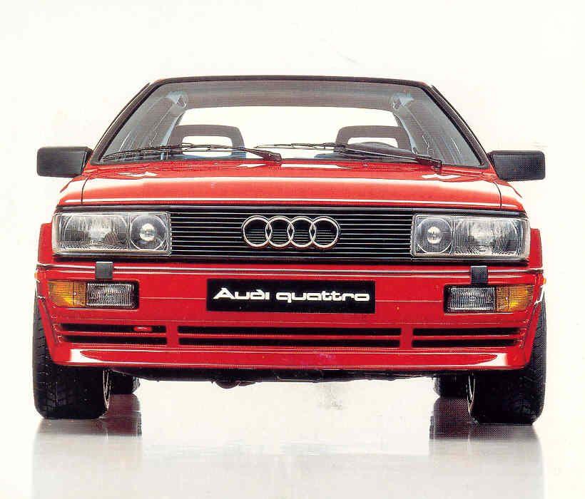 где купить audi quattro 1980-1991 года