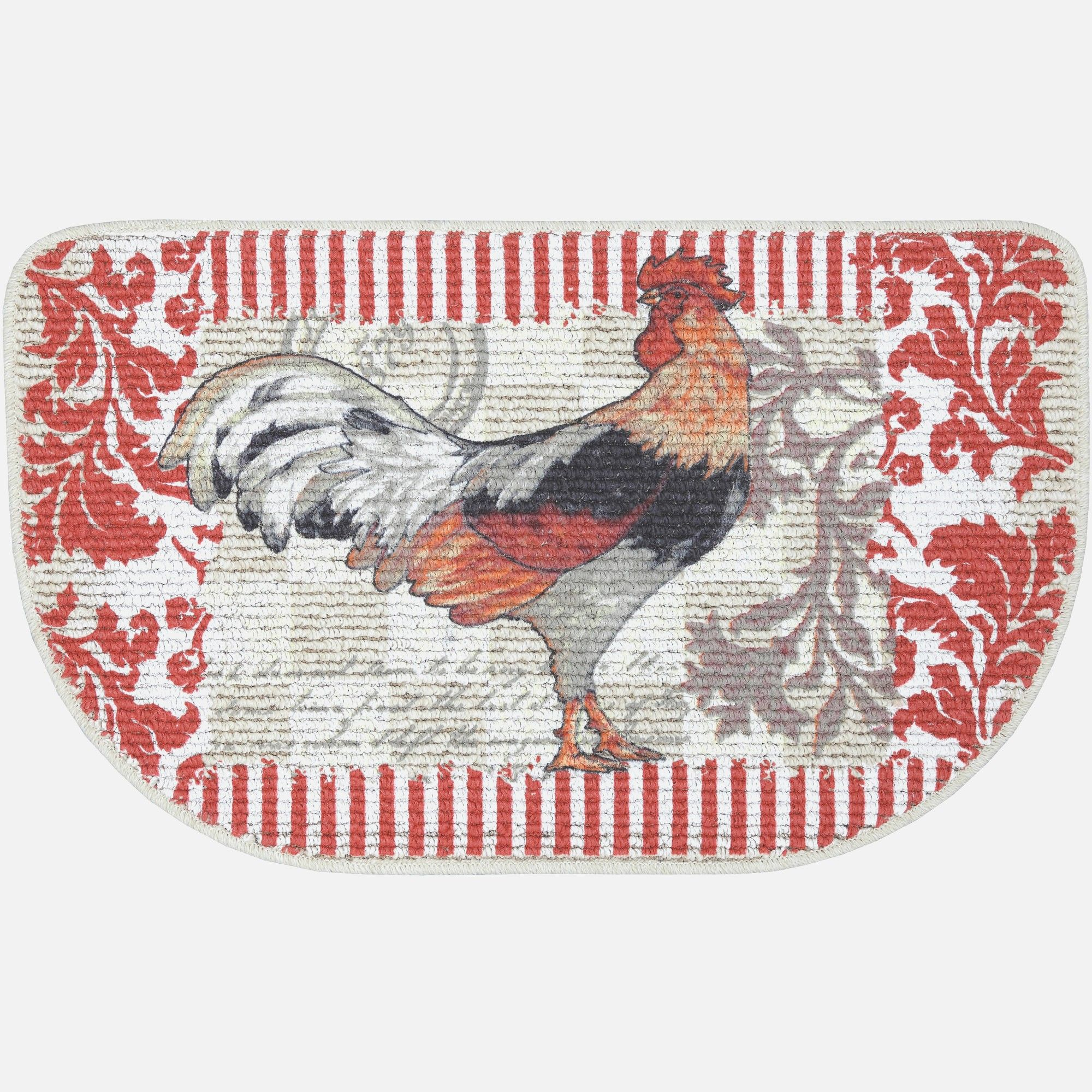 Rooster Decor For The Kitchen In