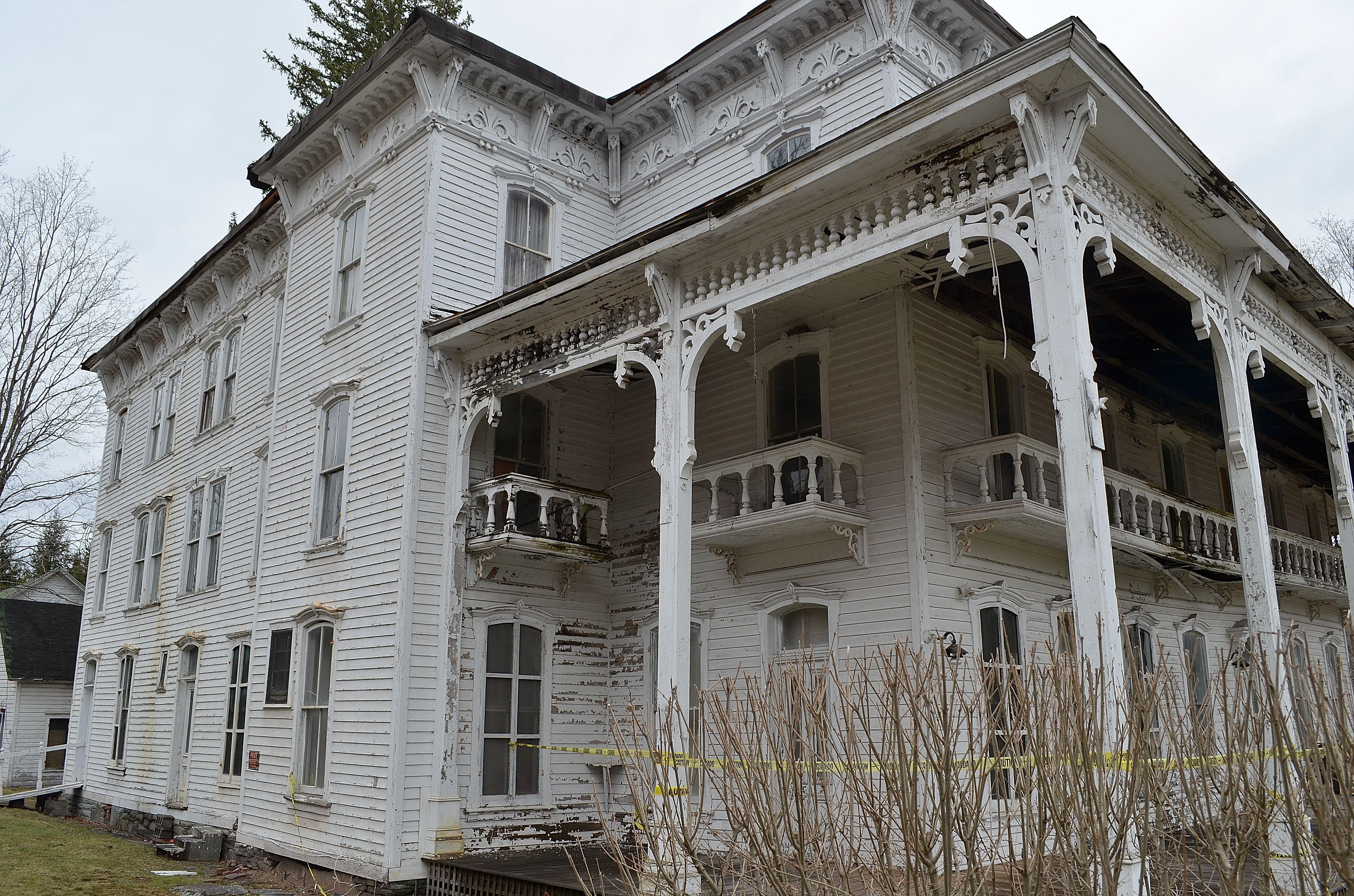 Abandoned Lexington House Ny Old Abandoned Houses Abandoned Houses Abandoned Mansions