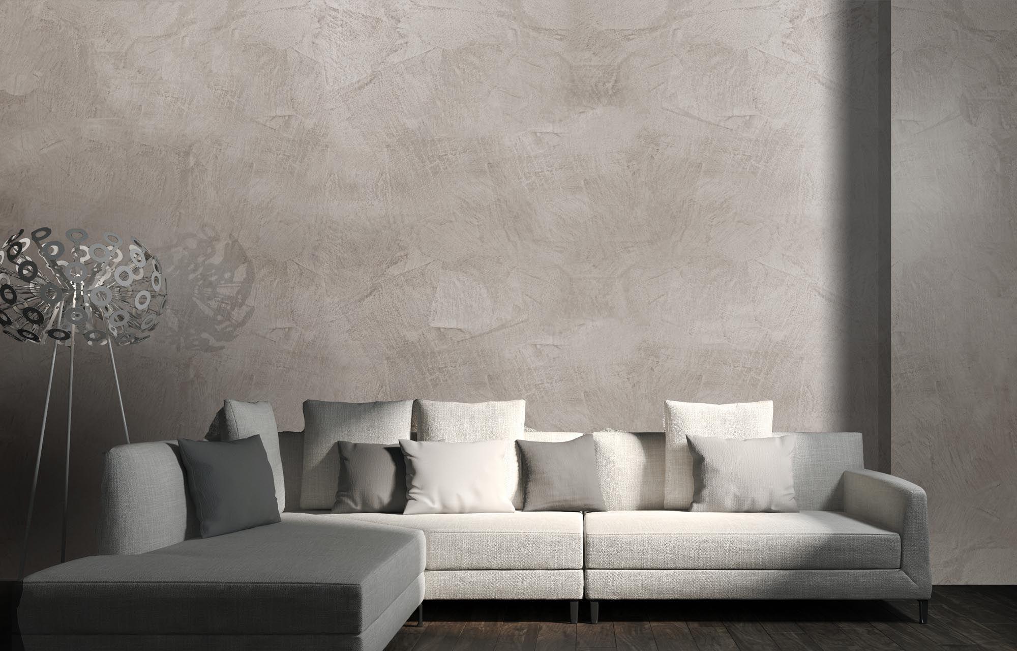 Tecniche di pittura per realizzare pareti moderne. Tinteggiatura Vernice Effetto Materico Home Italian Decor Decor