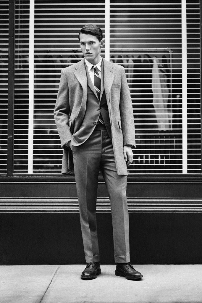 Thom Browne Men's Fall 2014