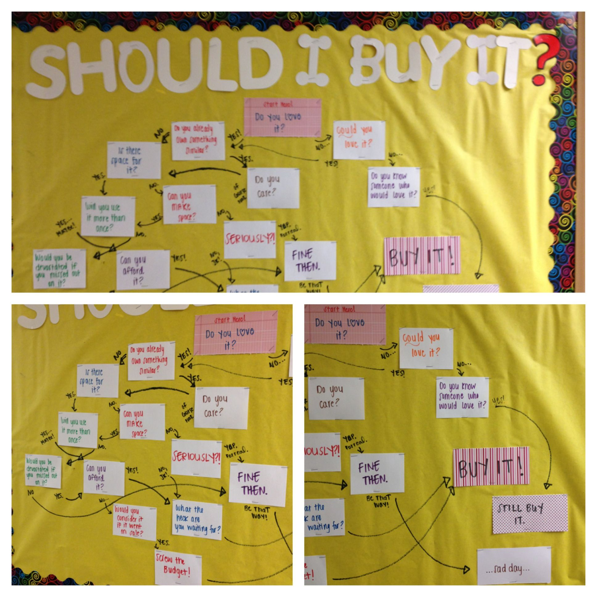 Why we come to school everyday? a student perspective