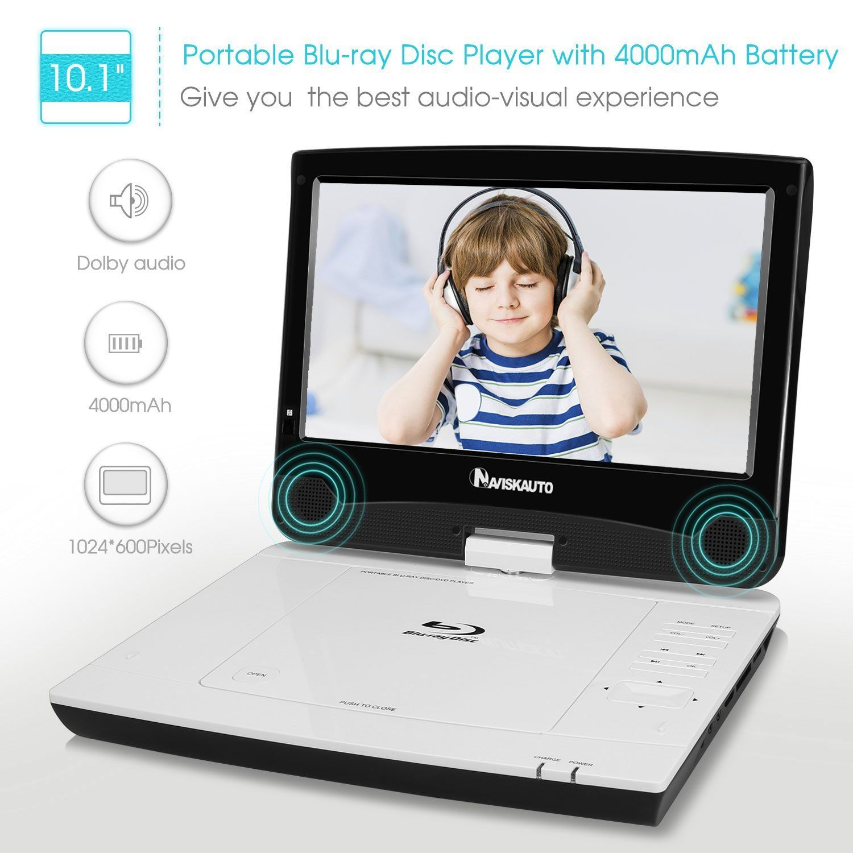 High Quality Audio Portable Blu Ray Player Blu Ray Player Blu Blu Ray