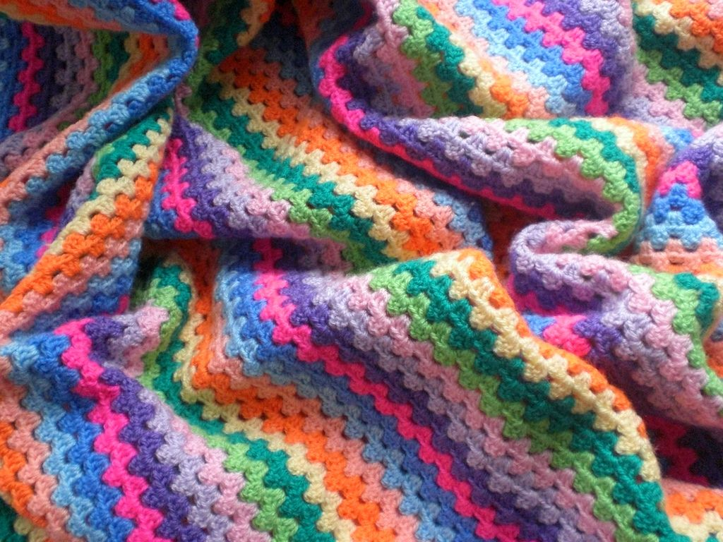Ravelry: Granny Stripes by Lucy of Attic24 | Crochet | Pinterest ...