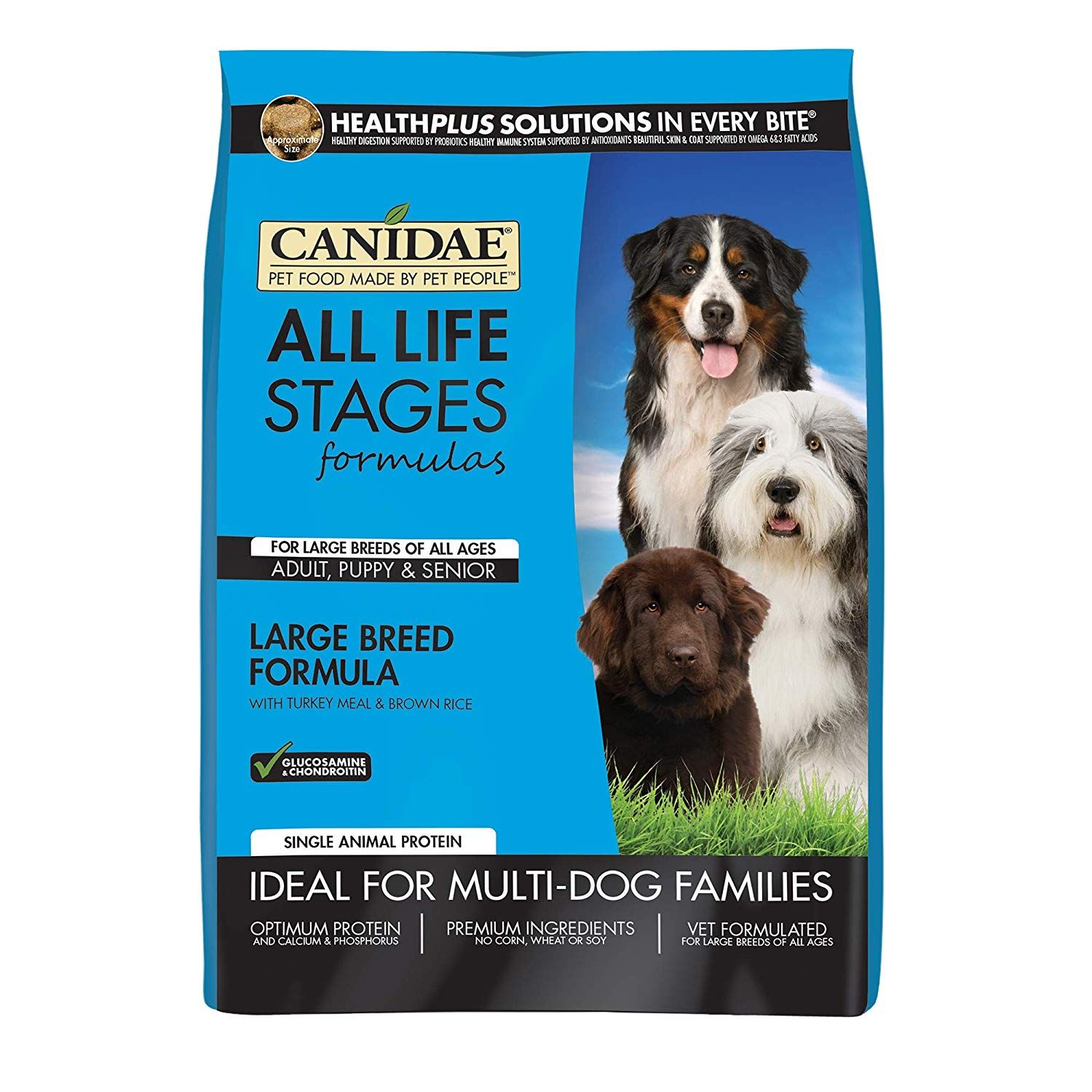Canidae All Life Stages Dog Dry Food Dry Dog Food Dog Food Recipes Best Dog Food