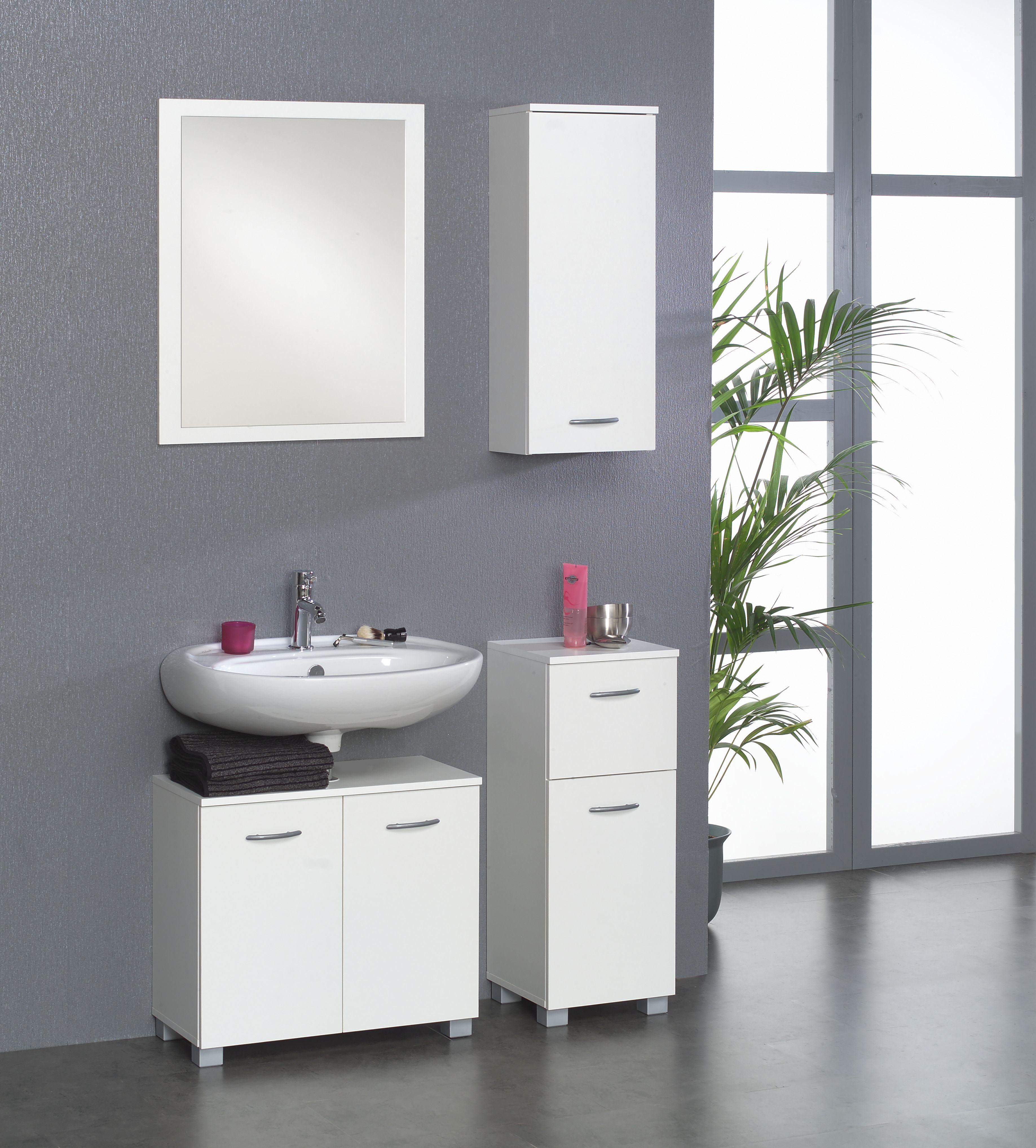Badezimmer mit 2 waschtischen badezimmer weiss woody  melamin modern jetzt bestellen