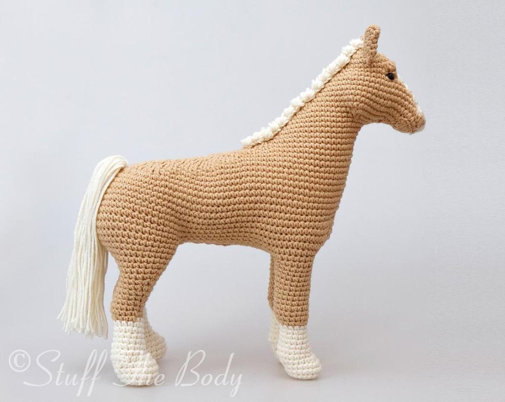 Abby The Horse Amigurumi | Animales tejidos, Juguetes de ganchillo y ...