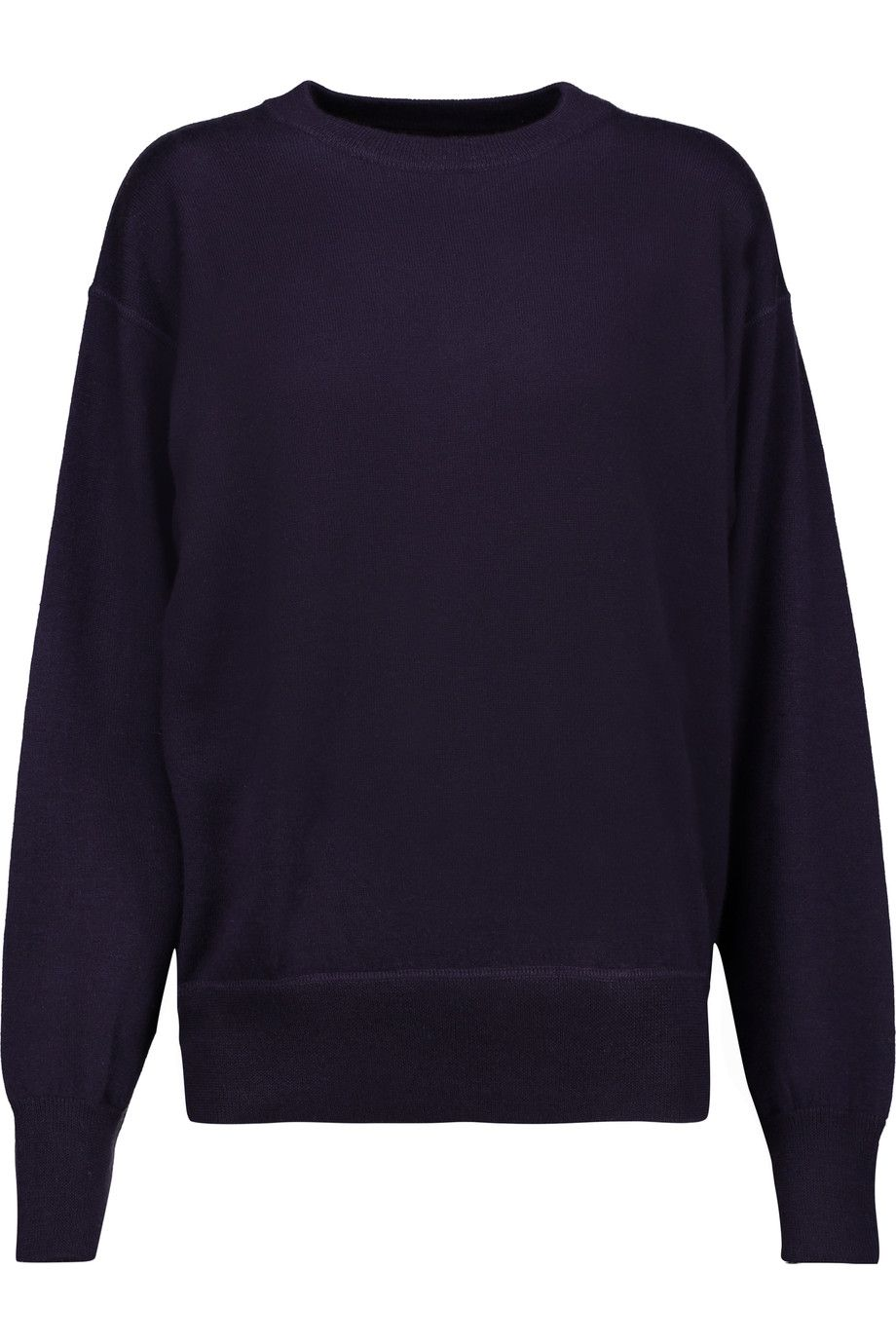 ISABEL MARANT Fiji Cashmere, Silk And Cotton-Blend Sweater ...