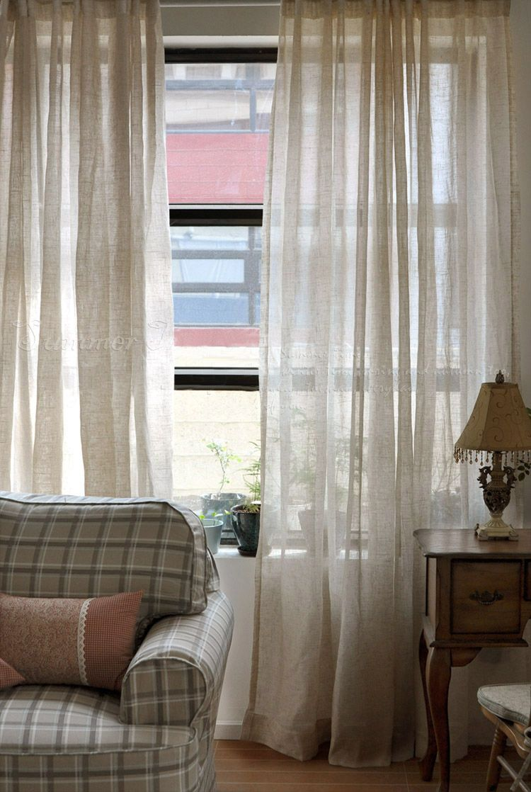 Pin by Belle on Woonkamer | Pinterest for Short Curtains In Living Room  303mzq