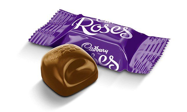 Now Cadbury ditches twist-off wrappers on Roses. NO NO NO!!!!!........