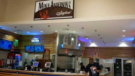Mike Anderson S Seafood Restaurant New Orleans Riverwalk Food Court