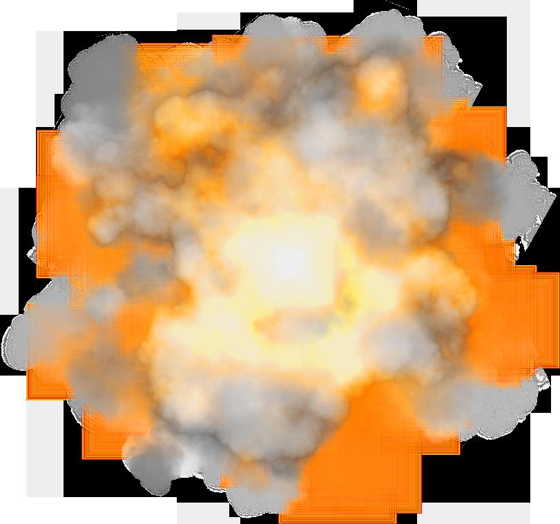 Smoke Explosion Png Png Image Free Png Color Splash Effect Image