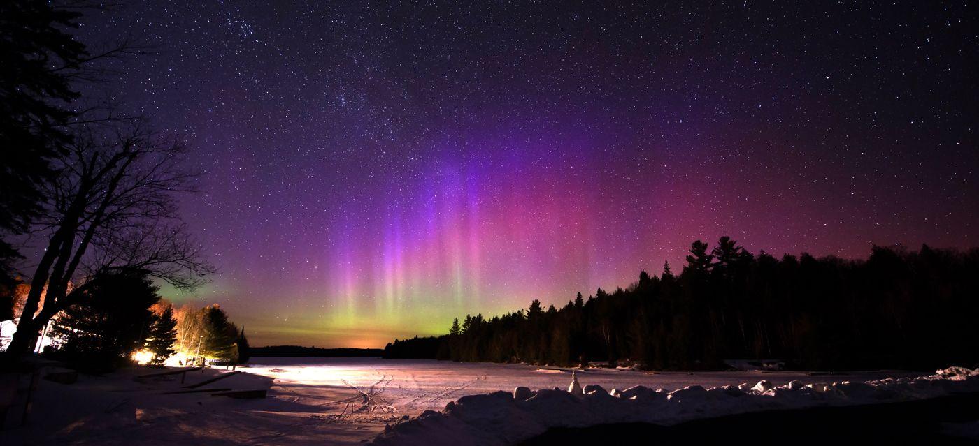 Que Es Aurora Boreal Las Espectaculares Auroras Boreales