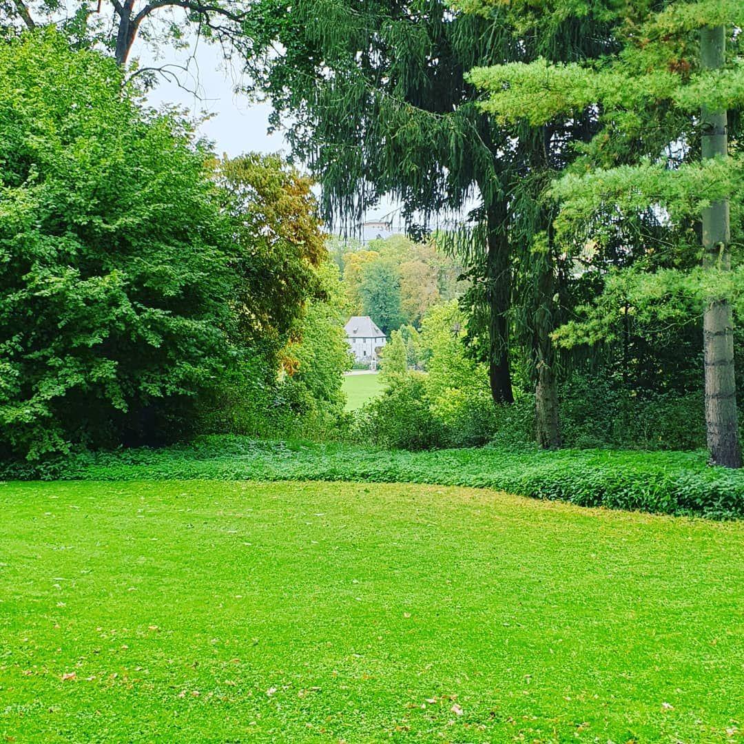 Japanischer Garten Bad Langensalza Unstrut Hainich Kreis Thuringen Thuringia Deutschland Germany Japanischer Garten Bad Langensalza Garten