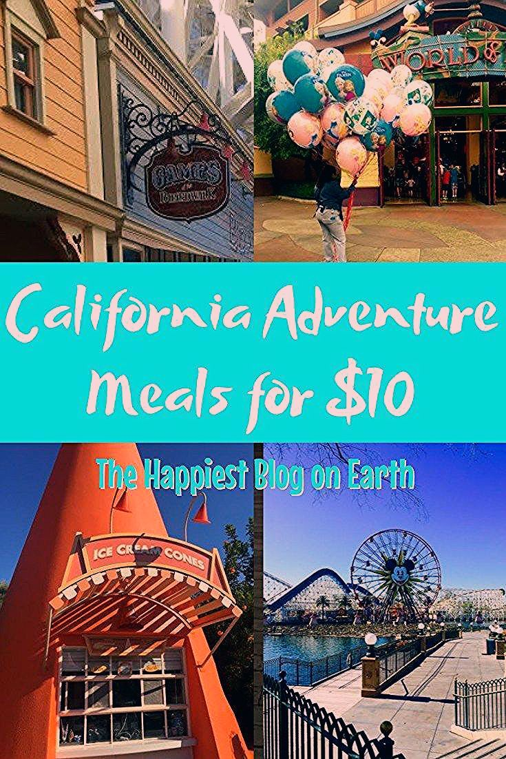 Photo of 10 California Adventure Meals for $10   The Happiest Blog on Earth