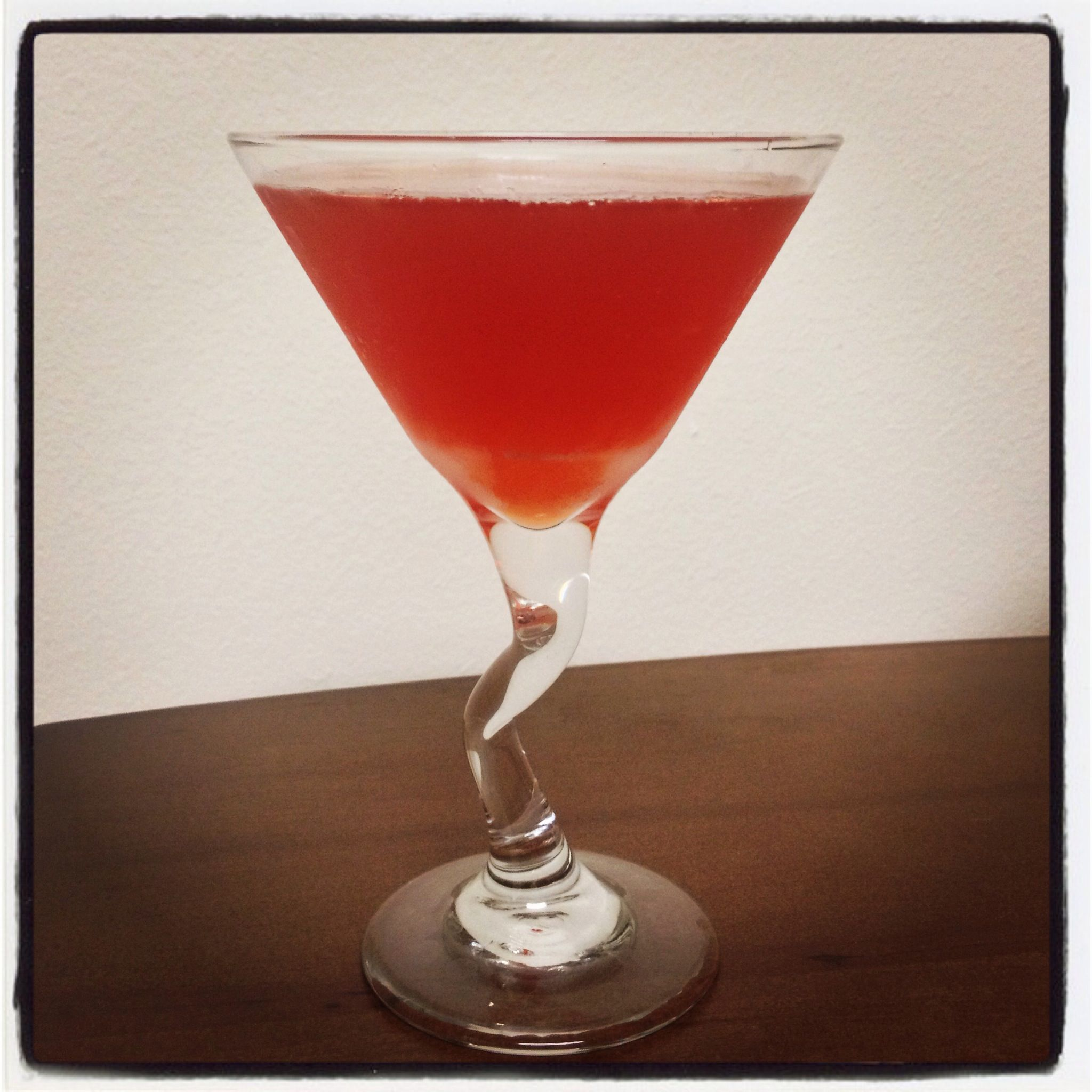 How To Make A Cherry Lifesaver (Cocktail)