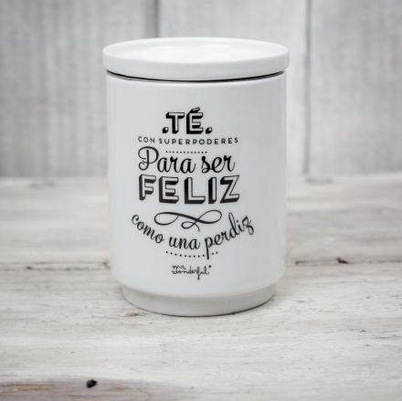 Taza de te mr wonderful para t products i love for Decoracion tazas mr wonderful