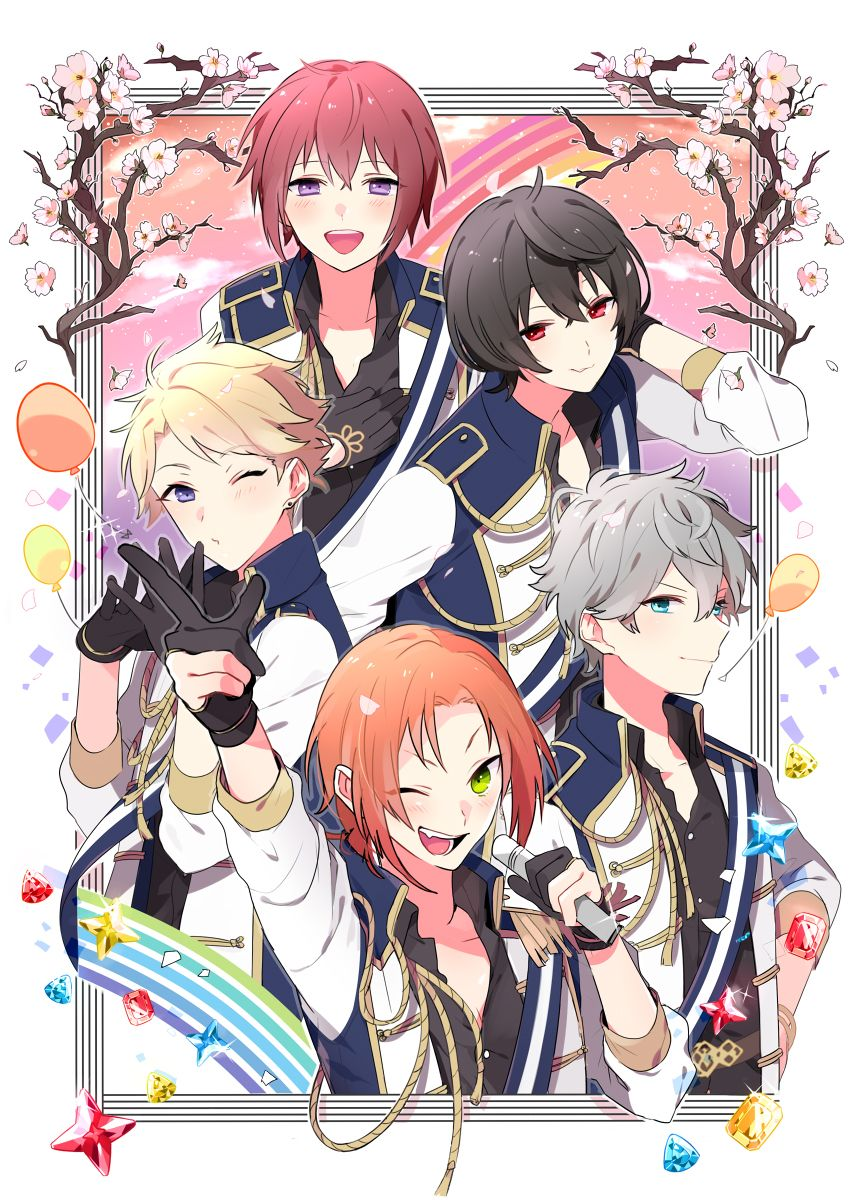 Knights Ensemble Stars Full Jpg 853 10 アニメ イラスト 漫画イラスト