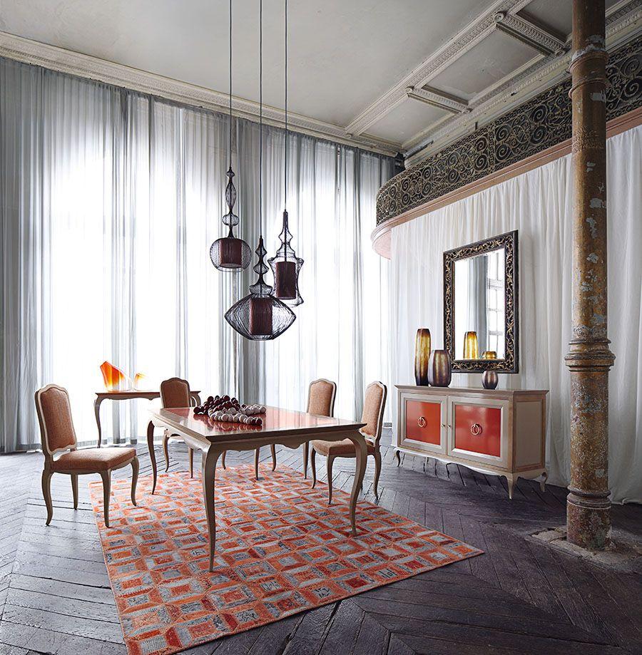 Fantastisch Moderne Esszimmer Mobel Roche Bobois Galerie ...