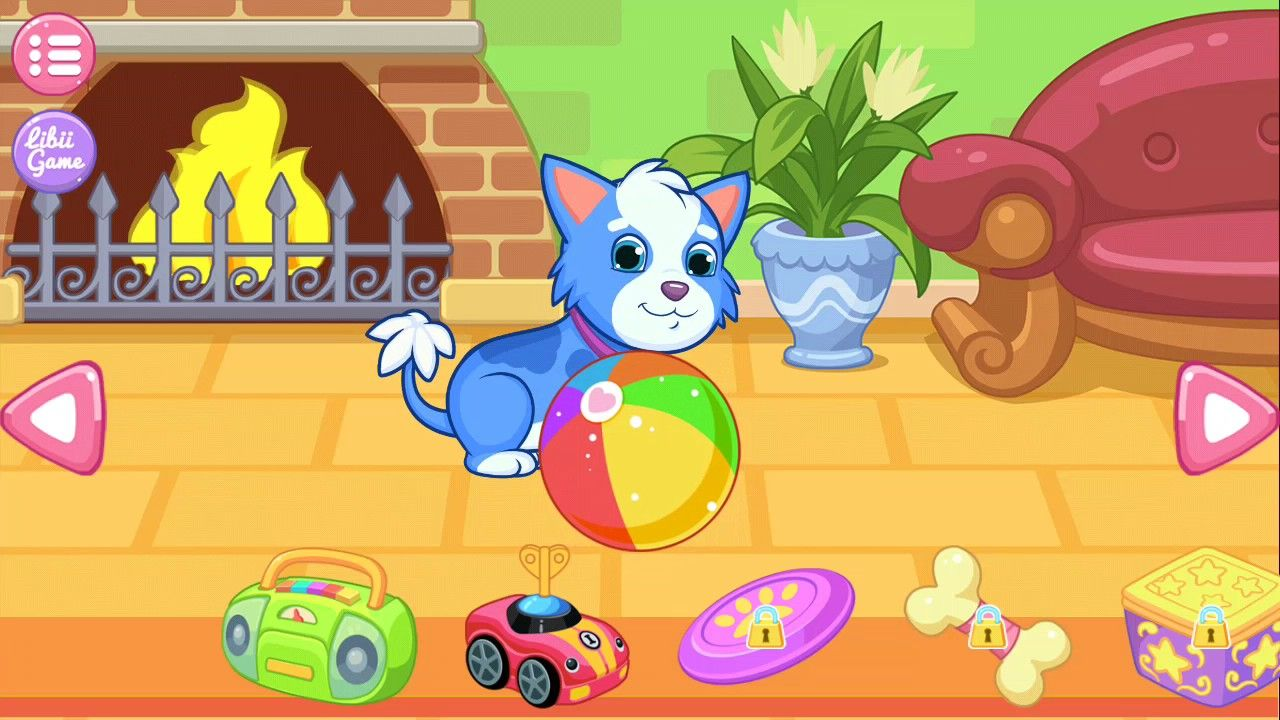Free Games For Kids Little Pet Doctor Puppy Fun Kids Games