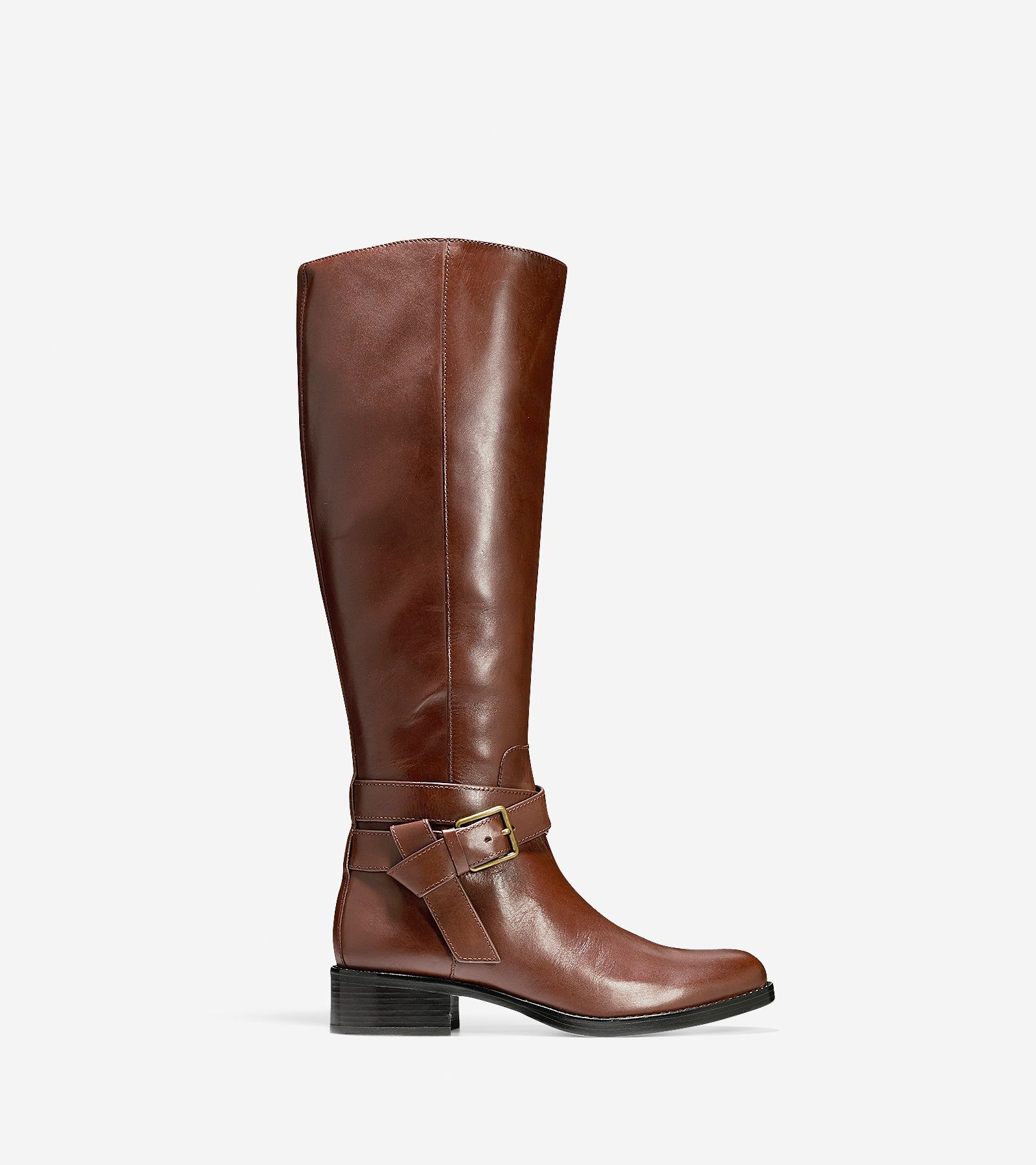 Womens Boots Cole Haan Briarcliff Boot Chesnut Leather