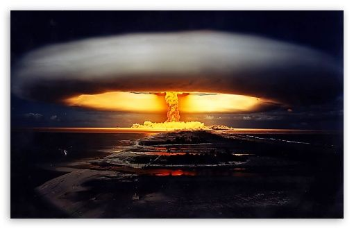 Nuke Hd Desktop Wallpaper High Definition Fullscreen Mobile Nuclear Bomb End Of The World Nuclear