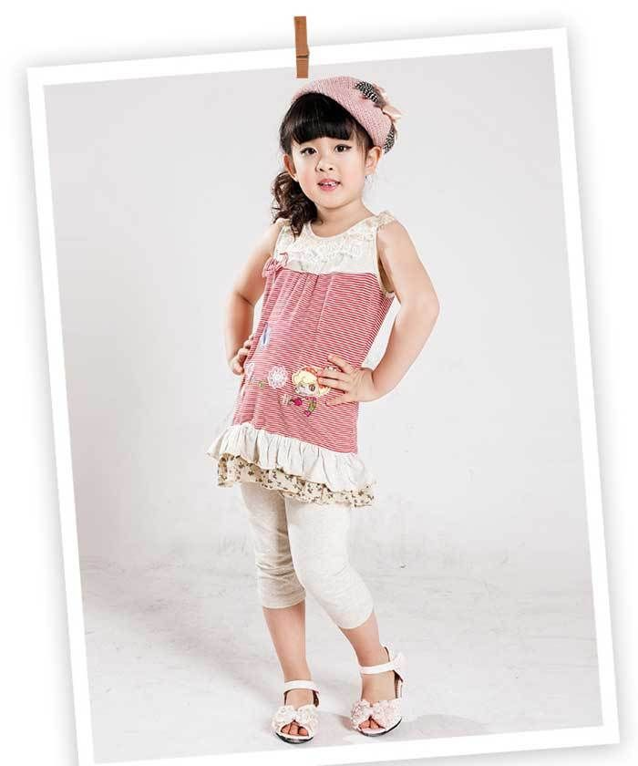 f76a623068308 Free Shipping Fashion Slim Leggings Little Girl Summer Tights,3pcs ...