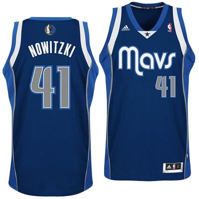 new style b761c c8cad Dirk Nowitzki Swingman Jersey - Dallas Mavericks Jerseys ...