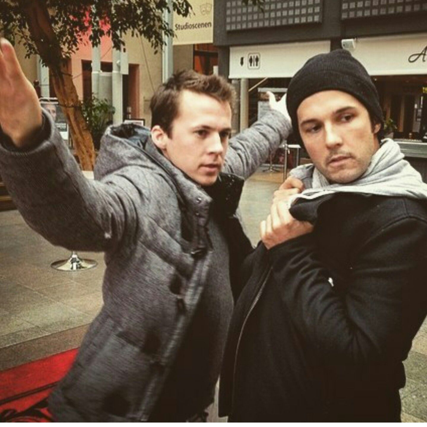 Ylvis brothers