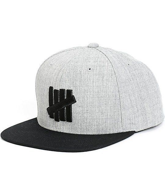 8d29cb08 Undefeated 5 Strike Snapback Hat | clothes | Hats, Snapback hats ...