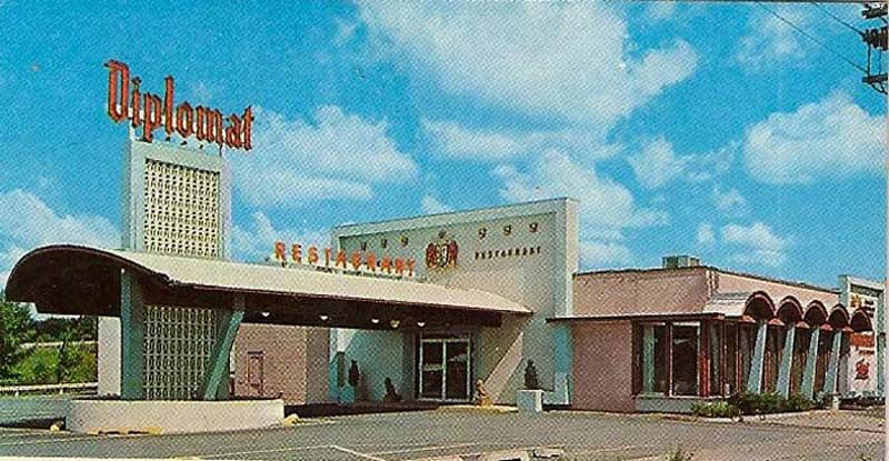 309 Genessee In Utica Uncle Sal Gerace S Restaurant In The 1960s