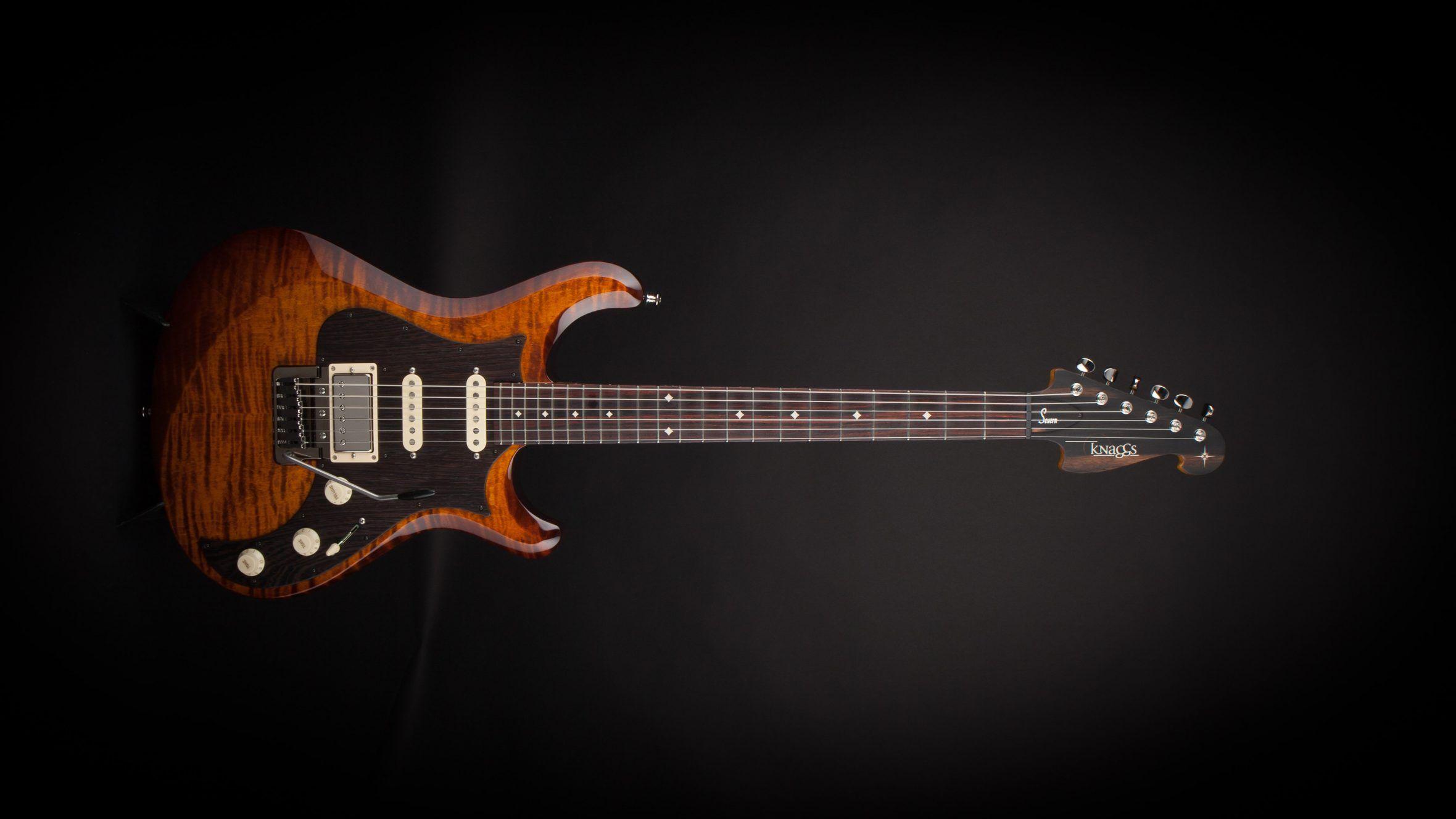 Knaggs Guitars Chesapeake Severn Aged Scotch Tier 2 #694