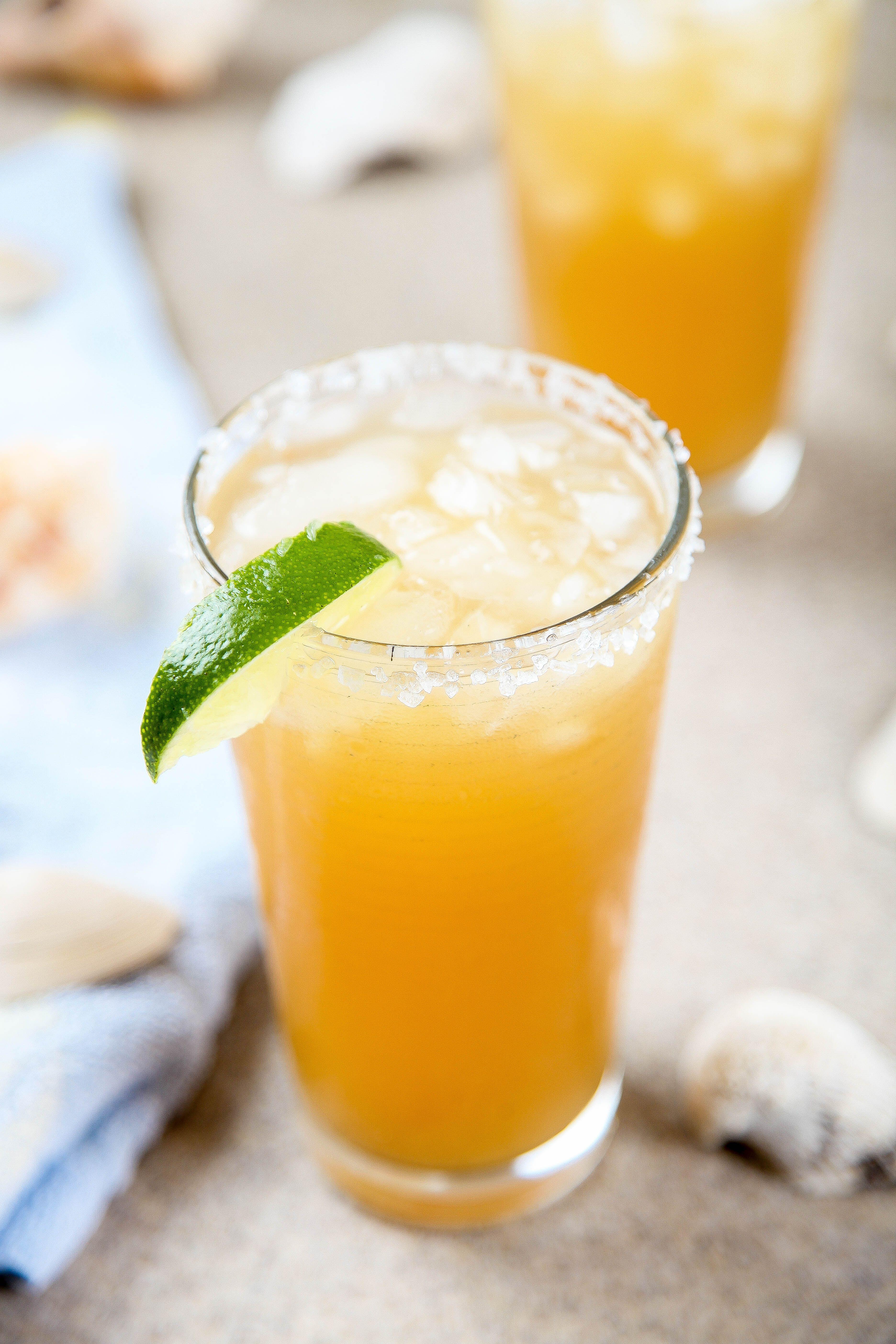 Pineapple Paloma Cocktail - Sweet Life