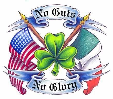 Irish-American Tattoo | tattoo | Irish tattoos, Irish ...