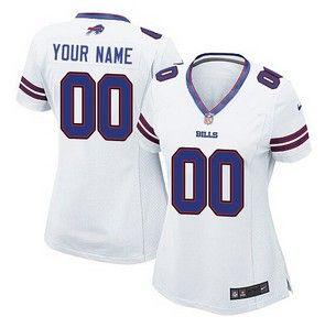 personalized bills jersey
