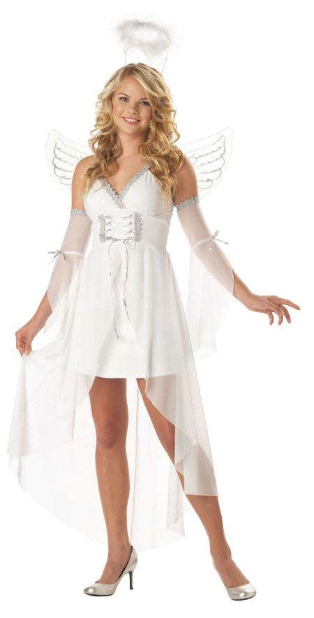 teenage halloween costumes | teen angel and fairy teen s halloween costumes  heavenly angel