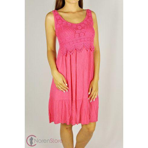 76035acfc Fekete dekoratív női ujjatlan miniruha | Női ruha | Ruhák, Női ruhák ...