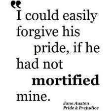 Pride Quotes Gorgeous Pride And Prejudice Quotes  Quotes From Books I Love  Pinterest . Inspiration