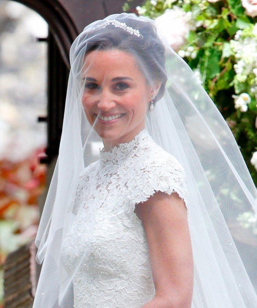 cool Wedding - Pippa Middleton Wedding Hair  POPSUGAR Beauty